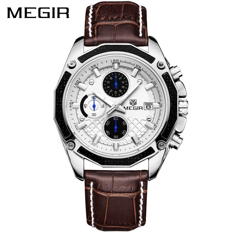 Megir Mens Chrono 05 Watch