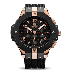Megir Chrono19 Watch Mens