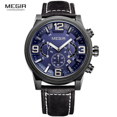 Megir 3010 Mens Watch