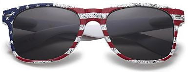 Patriotic Flag Sunglasses