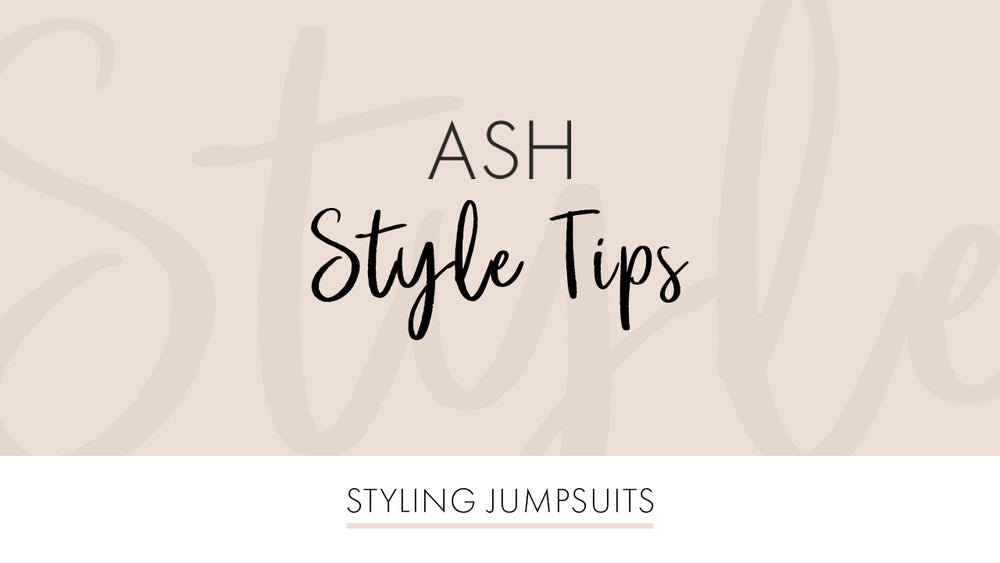 Styling Jumpsuits
