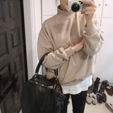 Spring Casual Loose Sweatshirt