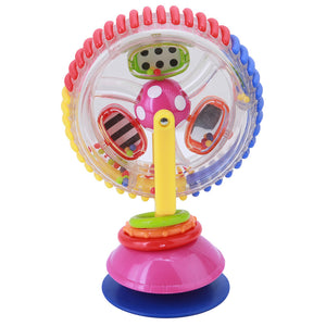 Baby Toy Three-color model Rotating Windmill