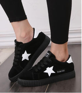 Fashion Women Shoes Women Casual Shoes Comfortable Damping
