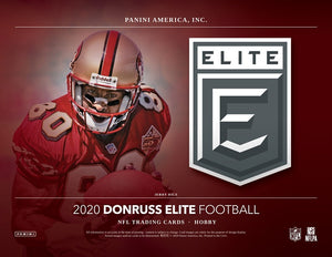2020 Elite Football 6 Box Break #2 - Random Team
