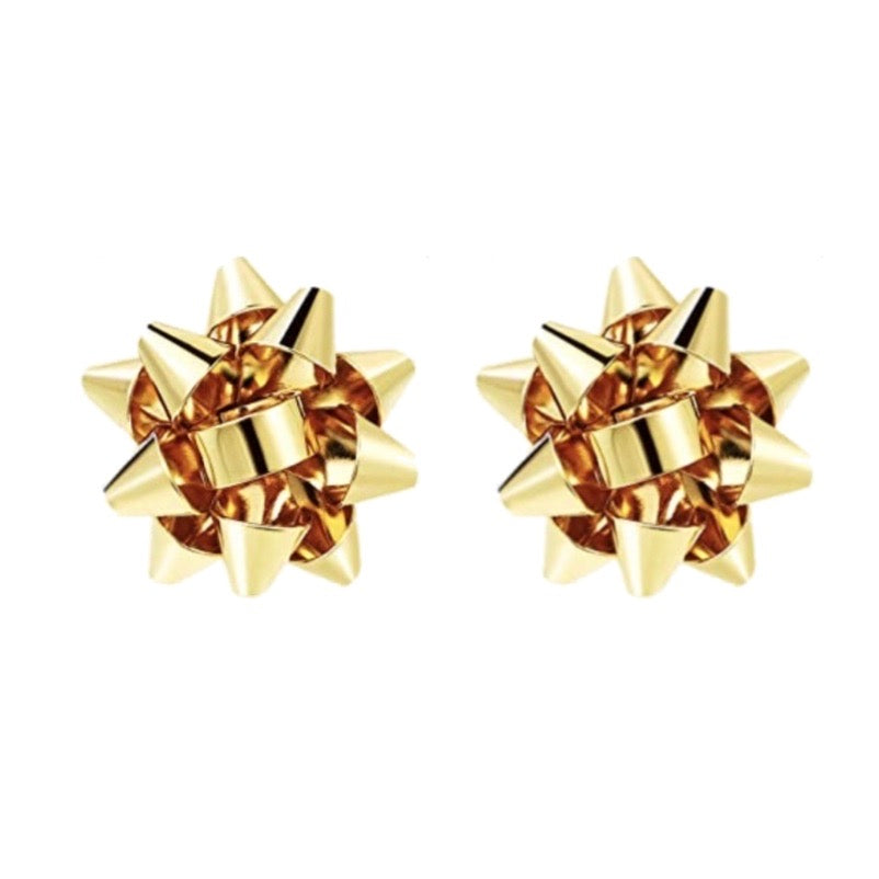 Christmas Present Bow Earrings St Armands