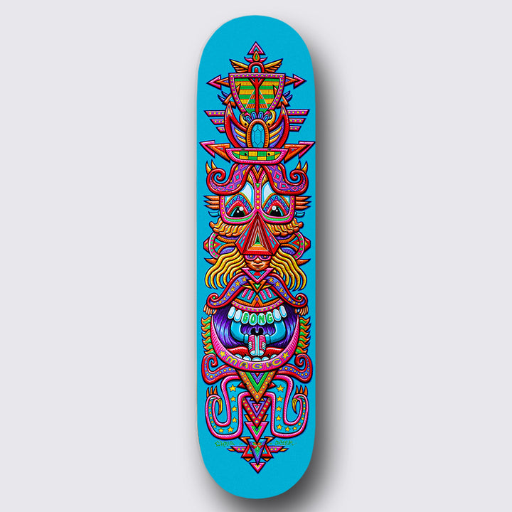Gong Show Skateboard Deck - Positive Creations