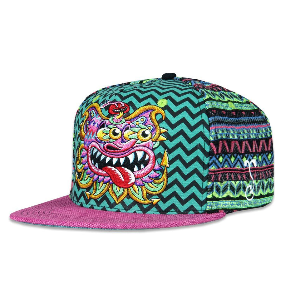 Chris Dyer Cheshire Cat Snapback Hat