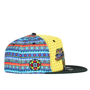 Chris Dyer Bear Elephant Dog Fitted Hat