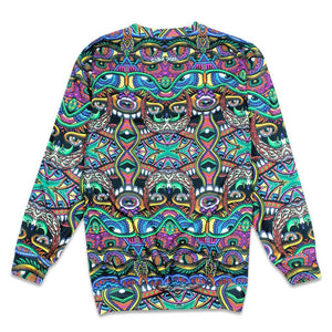 Chris Dyer Snake Eyes Crewneck