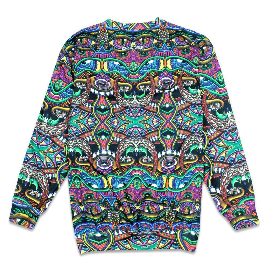 Chris Dyer Snake Eyes Crewneck - Positive Creations