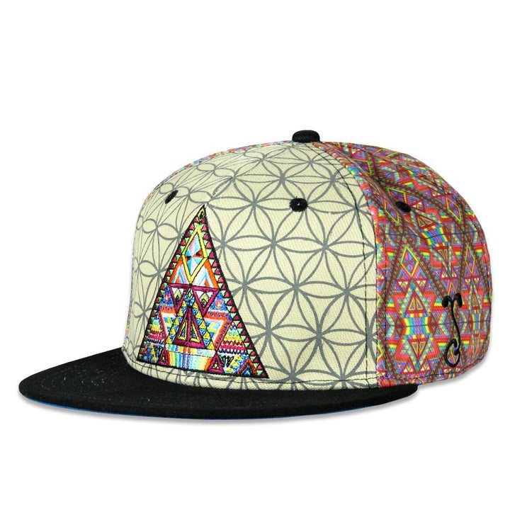 Chris Dyer DMT Diamond Fitted Hat - Positive Creations