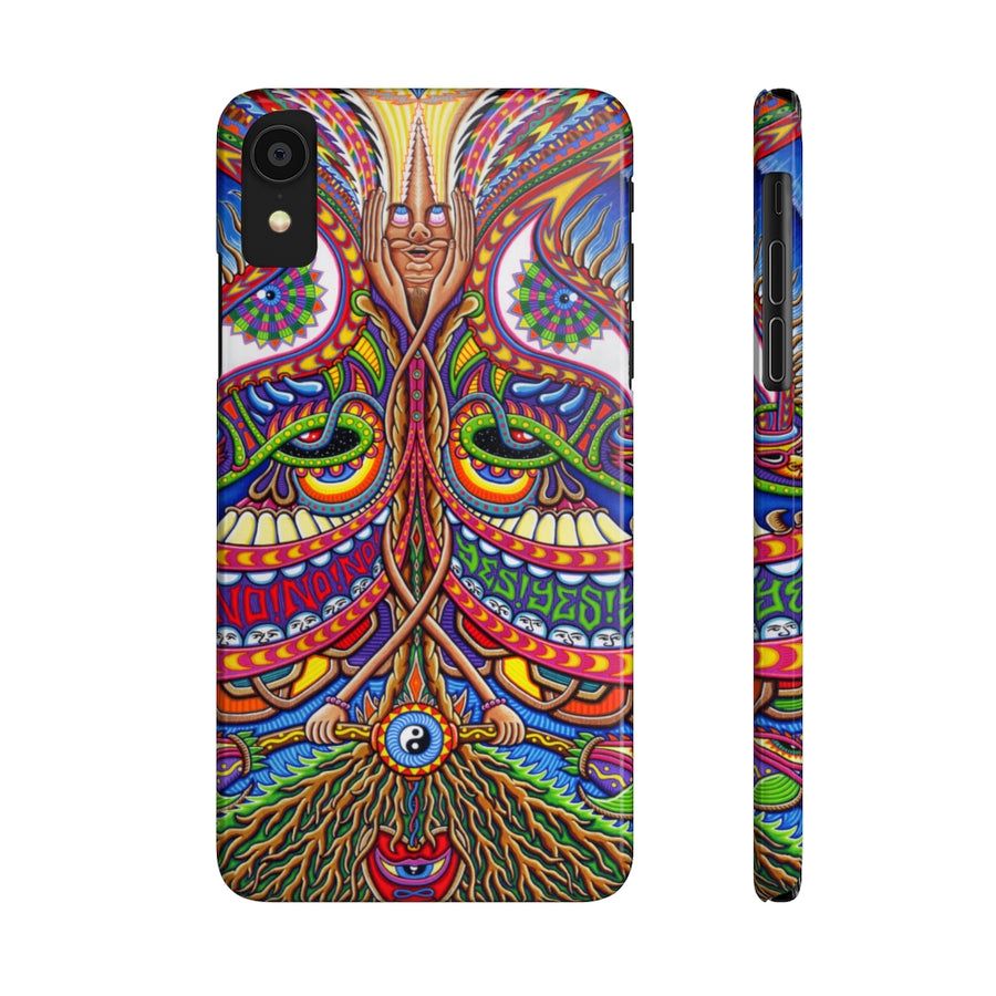 APOTHEOSIS OF DUALITREE CASE MATE TOUGH PHONE CASE - Positive Creations