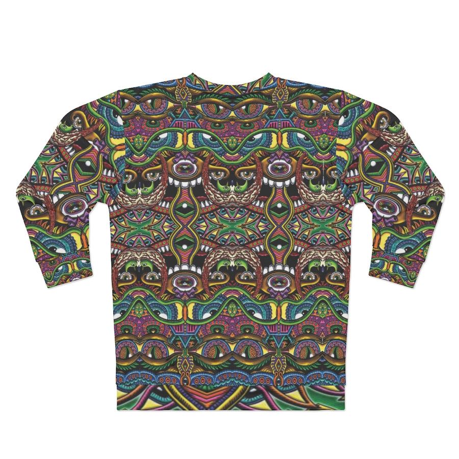 Snake Eyes Crewneck Sweatshirt - Positive Creations