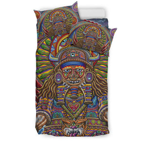 Ultimate Spirit Warrior Bedding