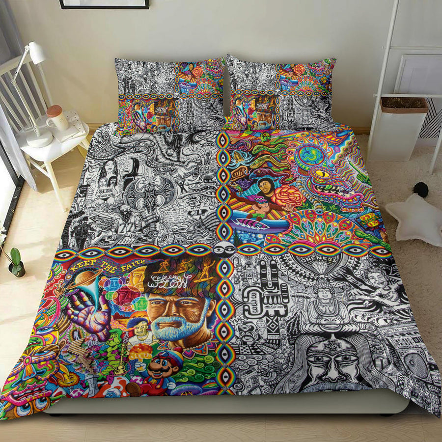 Chaos Bedding