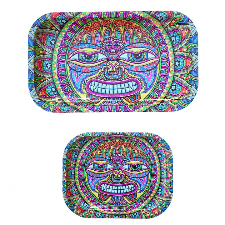 Taiti Inti Rolling Tray - Positive Creations