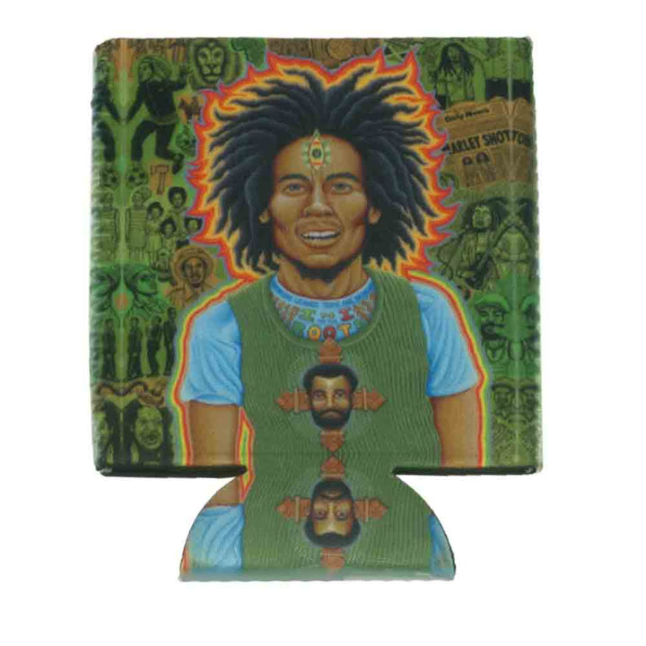 Bob Marley Roots Coozie