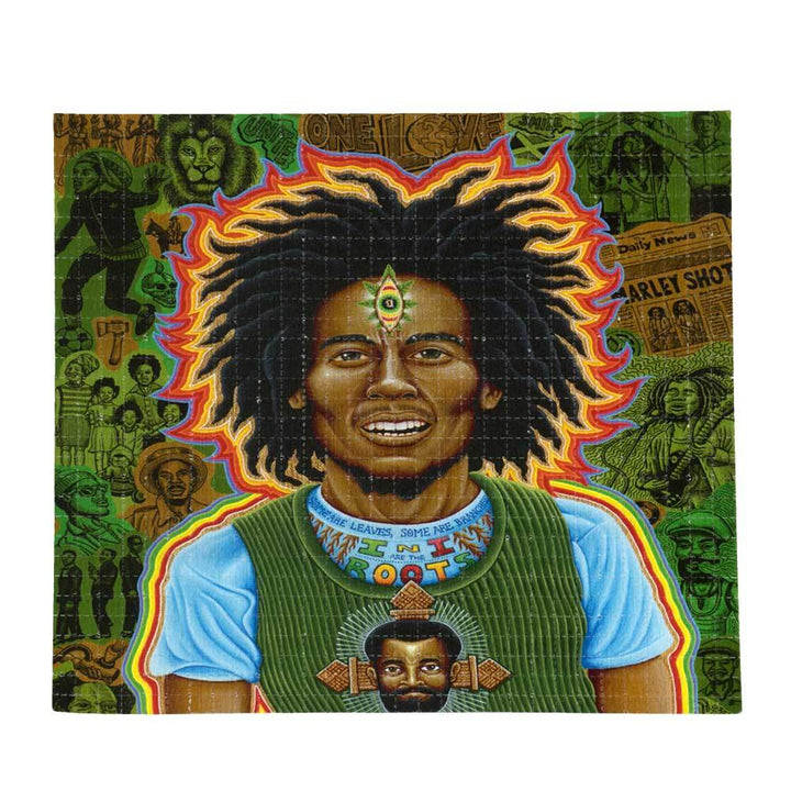 Bob Marley Roots Blotter Art - Positive Creations