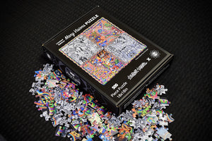 Chaos Culture Jam 500 Piece Puzzle - Positive Creations