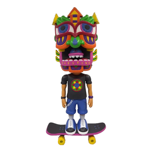 Galaktic Dude Vinyl Toy Sculpture - Positive Creations