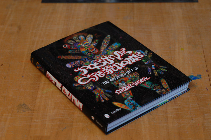 Positive Creations Hardback Book