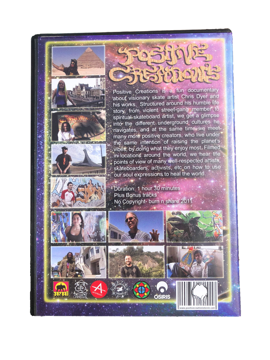 POSITIVE CREATIONS DVD