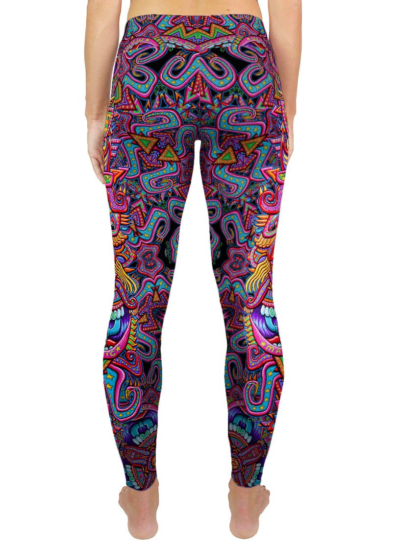 GONG SHOW ACTIVE LEGGINGS - Positive Creations