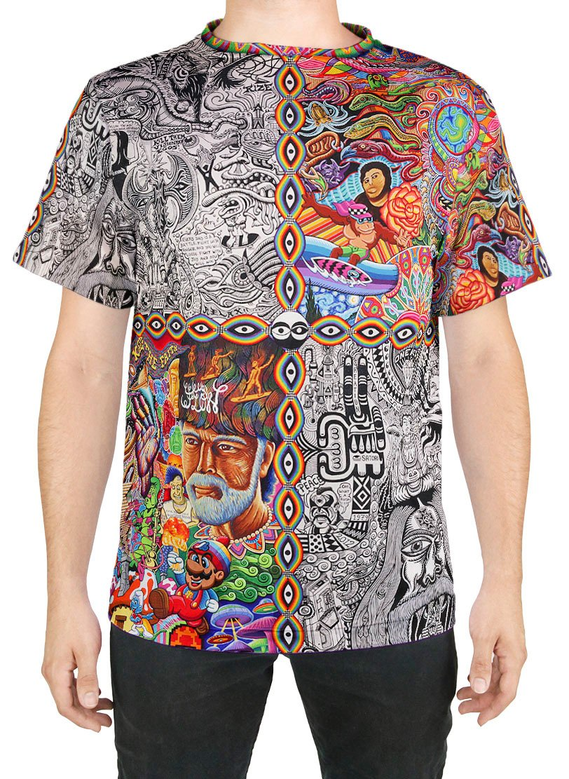 CHAOS CULTURE JAM T-SHIRT - Positive Creations