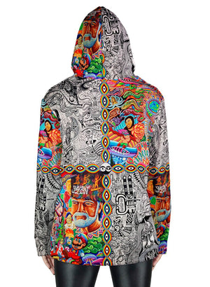 Chaos Culture Jam Hoodie - Positive Creations