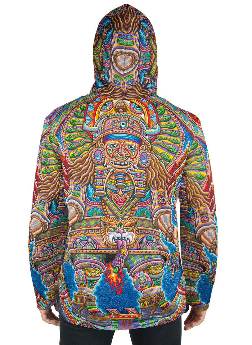 Ultimate Spirit Warrior Hoodie - Positive Creations
