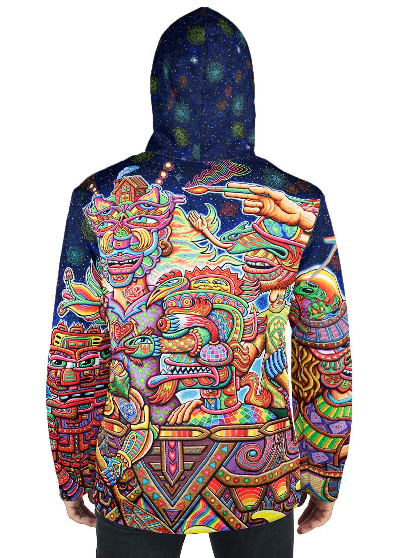 Optimystics Journey Hoodie - Positive Creations