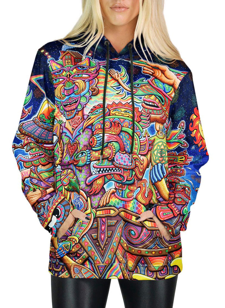 Optymistics Journey Hoodie - Positive Creations