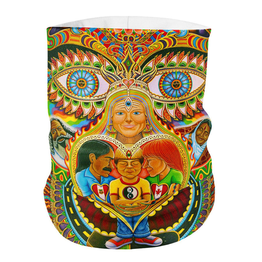 God of Healing FACE SHIELD - Positive Creations