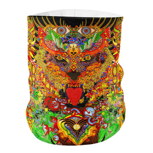 Cumbia Cosmica FACE SHIELD - Positive Creations