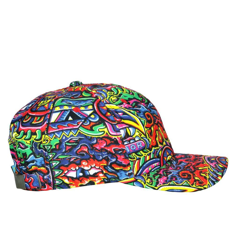 Rainbow Serpent Dad Hat - Positive Creations