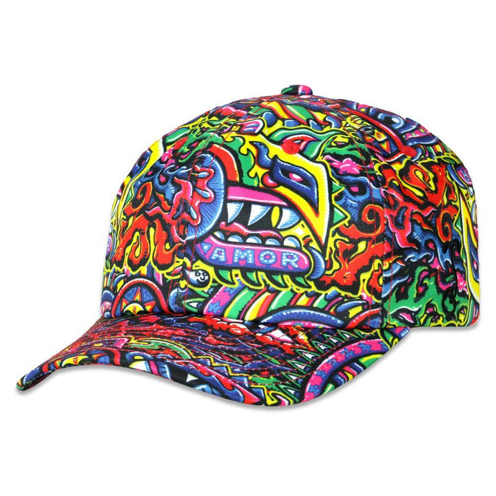 Rainbow Serpent Dad Hat