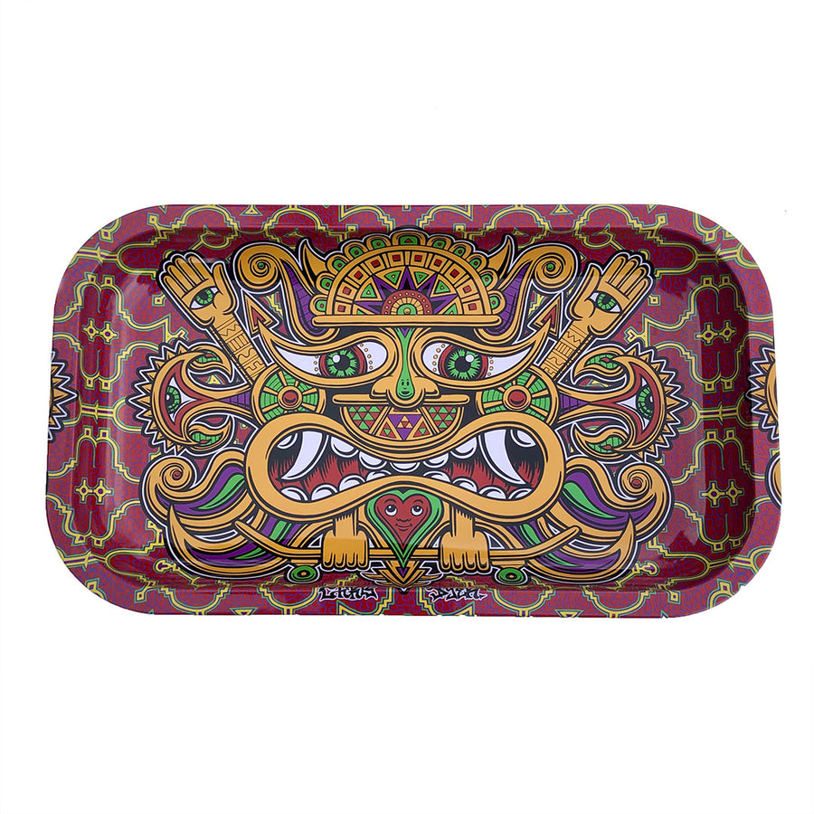 El Necio Rolling Tray - Positive Creations