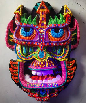 Galaktic Dude Sculpture - Positive Creations