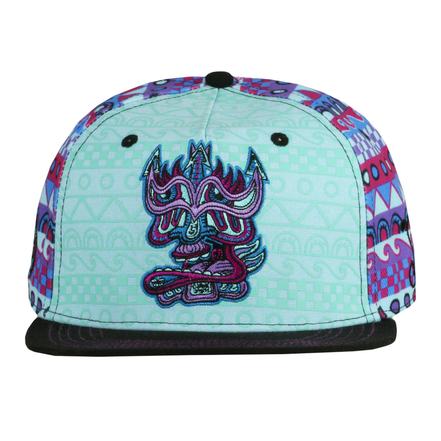 Galactik Dude Fitted Hat