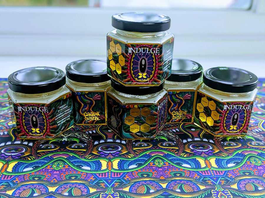 Chris Dyer X Indulge Honey