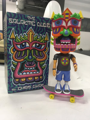 Galaktic Dude Vinyl Toy Sculpture