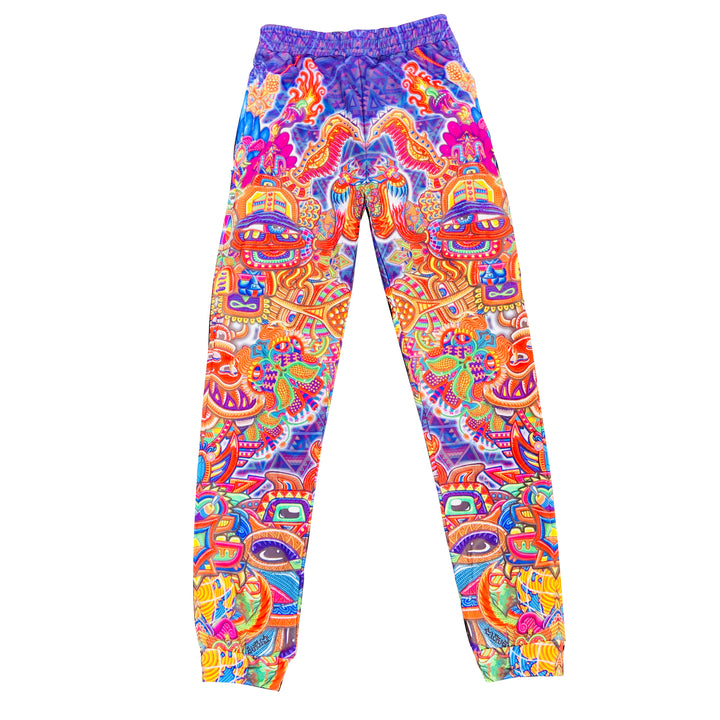 Interdimensional Rebel Joggers - Positive Creations