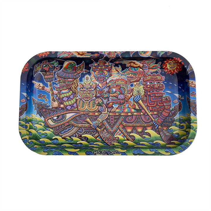 Optimystics Journey Rolling Tray - Positive Creations