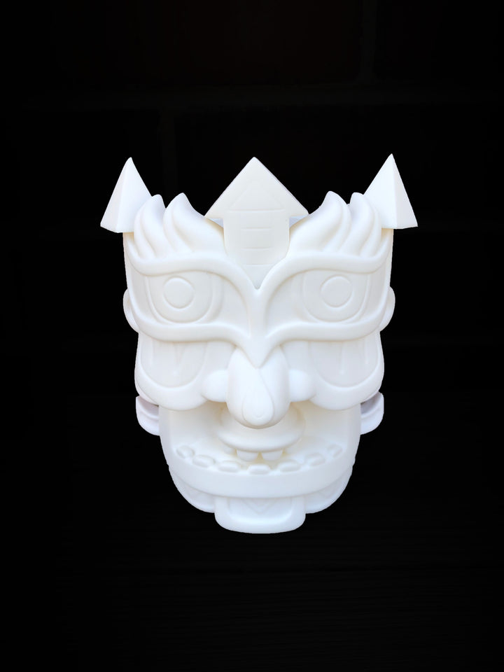 Galaktic Dude Head Blank - Positive Creations
