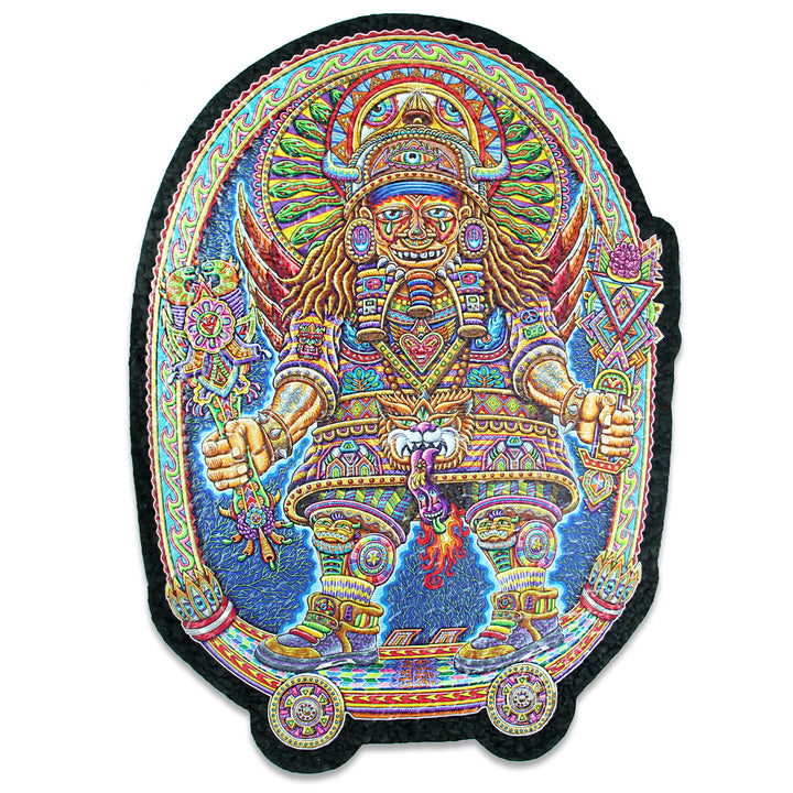 Chris Dyer x Ultimate Spirit Warrior x Mood Mat - Positive Creations