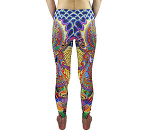 Neo Human Evolution Active Leggings - Positive Creations