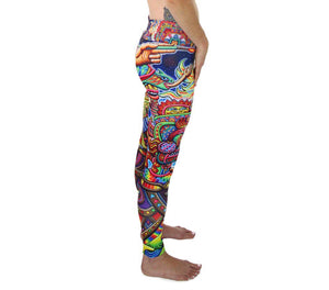Optimystics Journey Active Leggings - Positive Creations