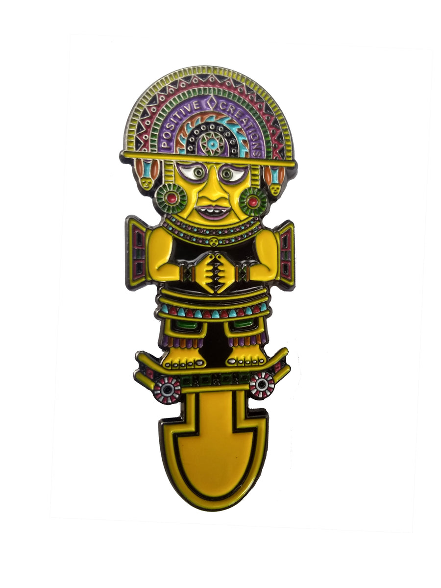 Tumi Chris Dyer Pin - Positive Creations