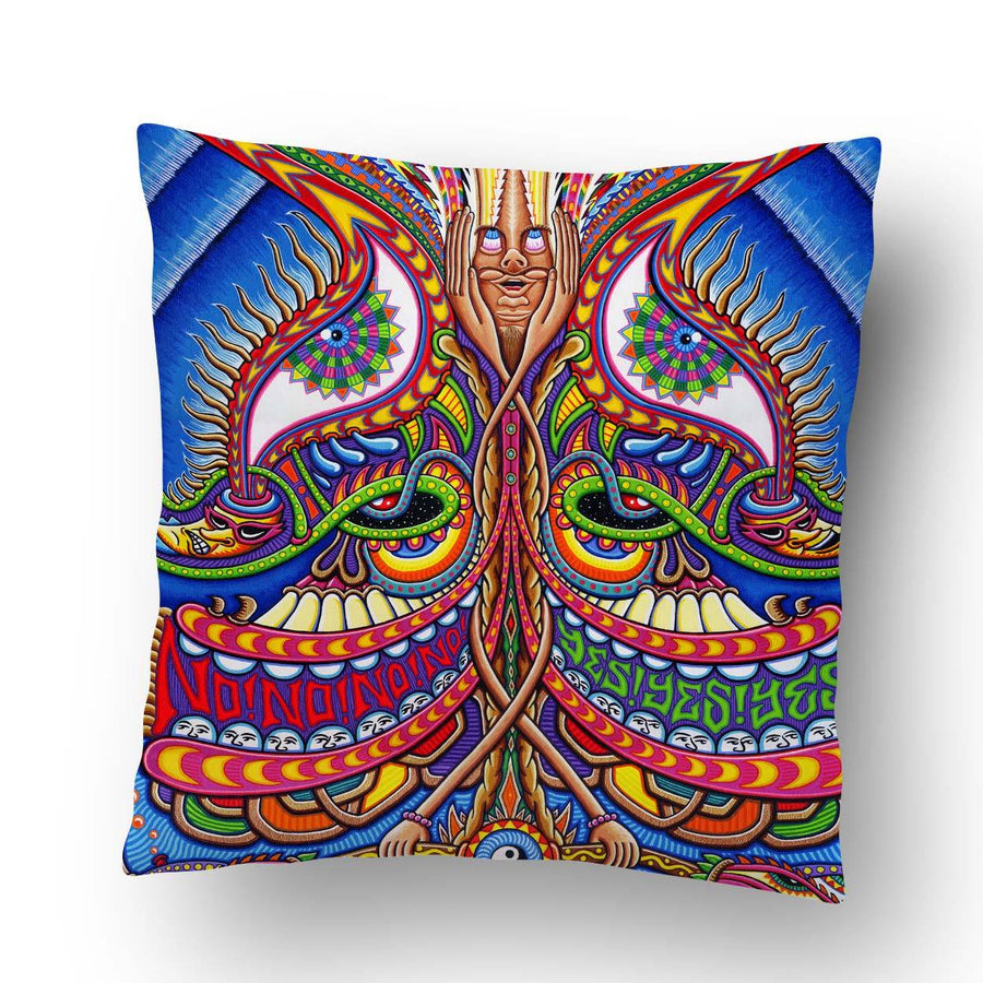 Apotheosis Of Dualitree Pillow - Positive Creations